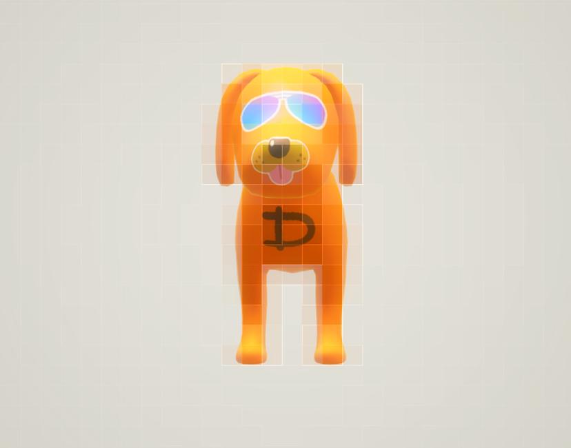 Nft DogePixel712#7