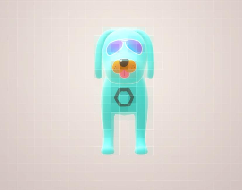 Nft DogePixel712#8