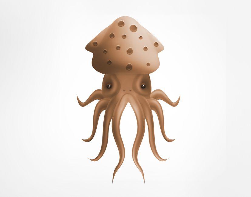 Nft Ocean, Squids #02