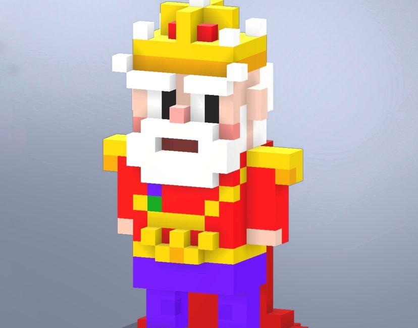 Nft The Emperor