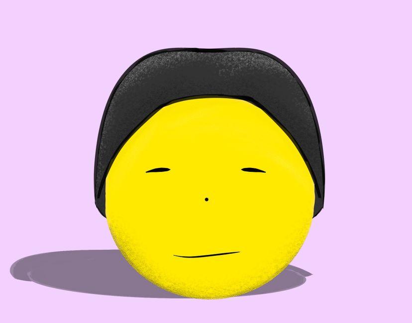 Nft Bubble Head #5