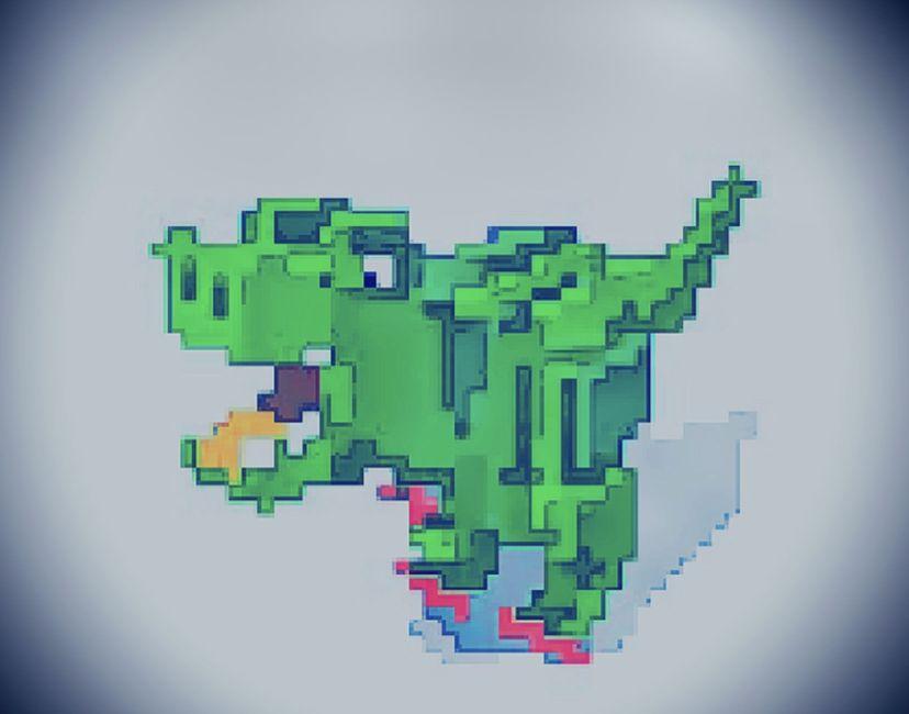 Nft Old Dino