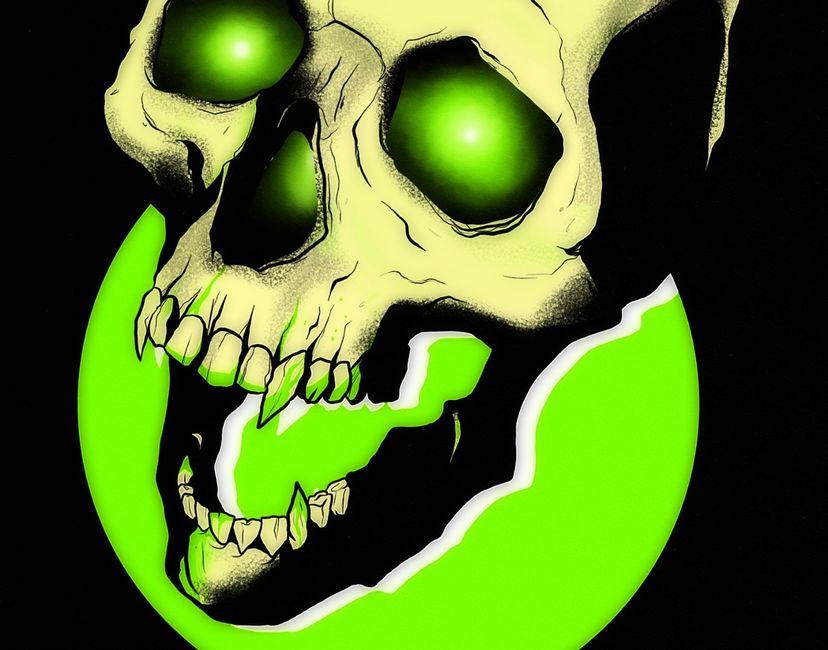 Nft Vampire Skull #3