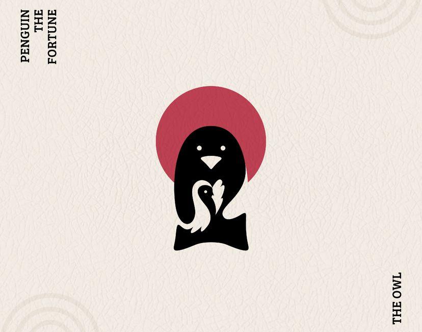 Nft Penguin Fortune - The Owl