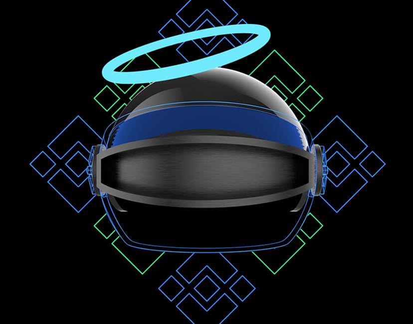 Nft #3 Fallen Angel's Helmet 2/10