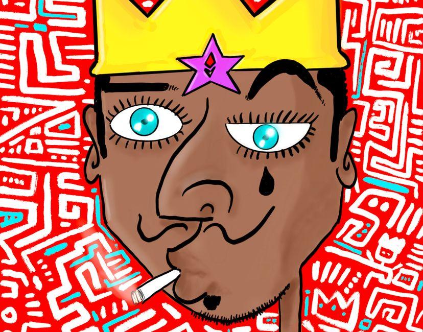 Nft King of HeartBreaks - 1/4