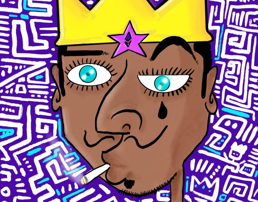 Nft King of HeartBreaks - 3/4