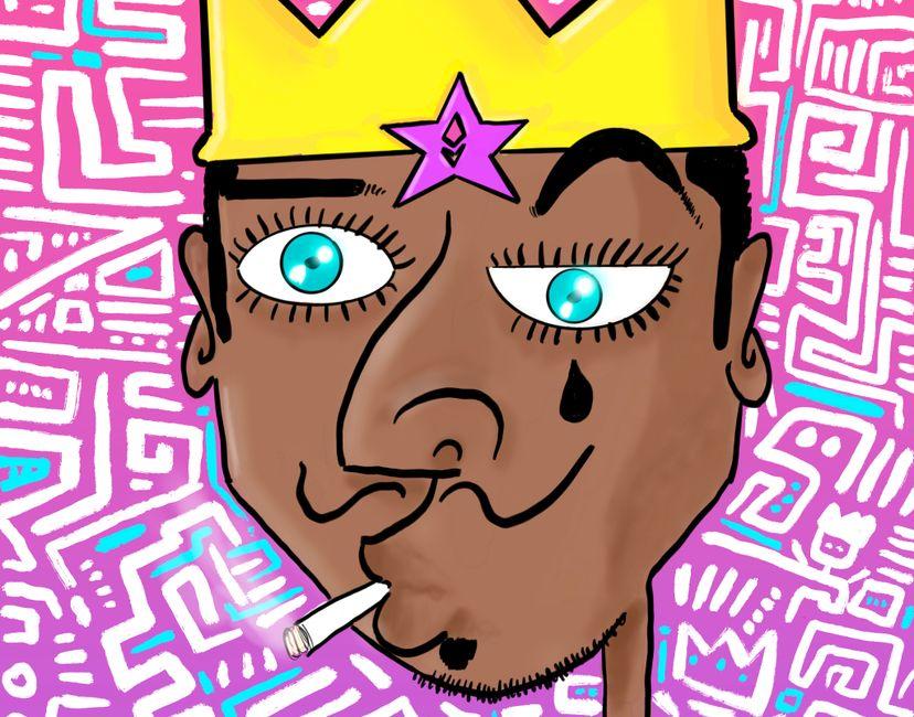 Nft King of HeartBreaks - 4/4