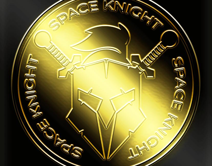 Nft Star Gold Medallion
