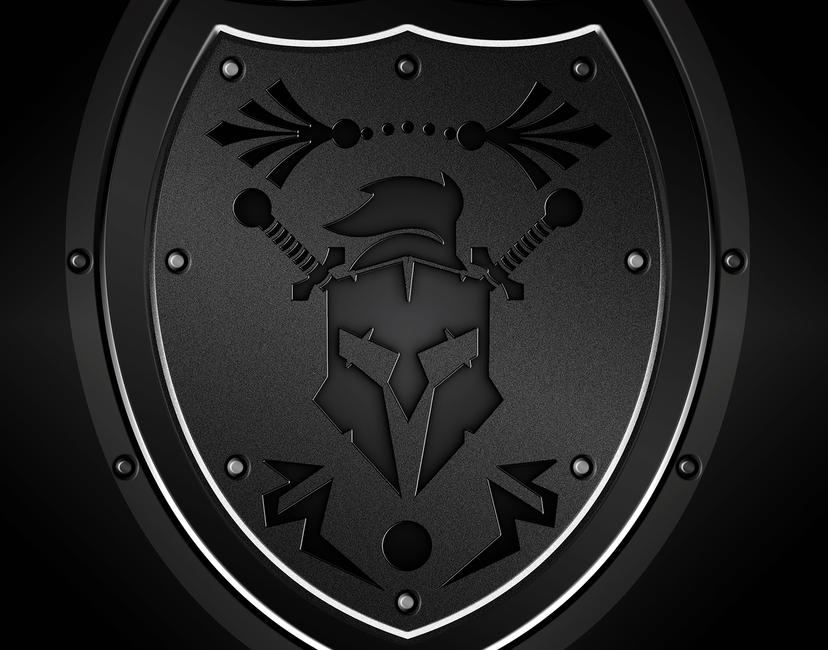 Nft Ebon Steel Shield