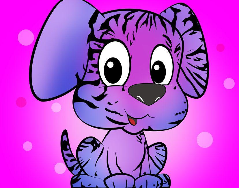 Nft Babydot Little Tiger