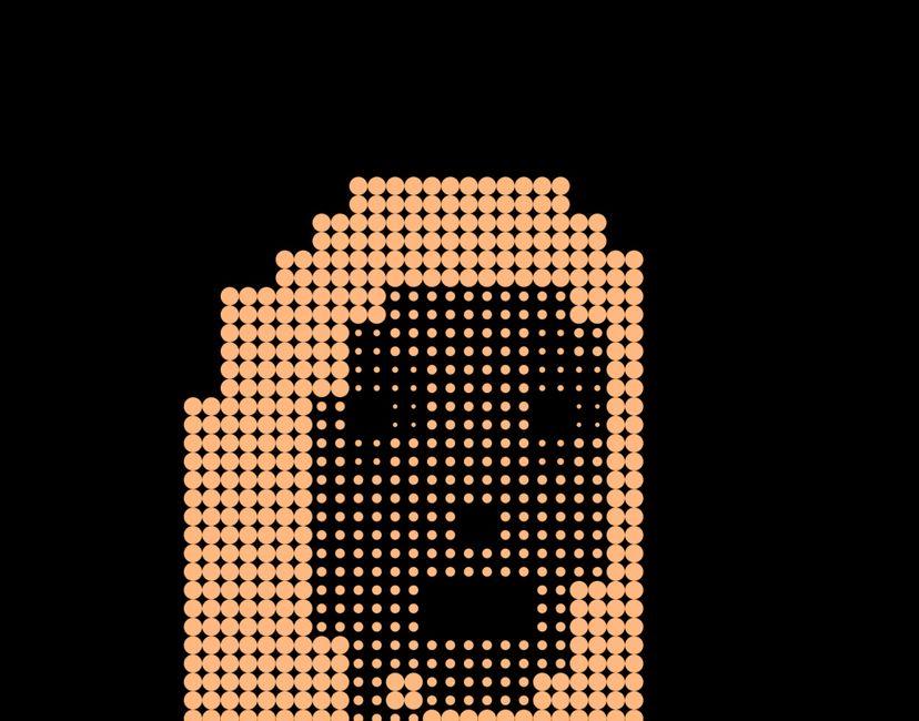 Nft Dot Punks #0011