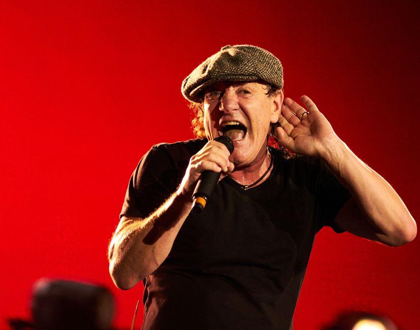 "Nft Brian Johnson ""AC/DC"""