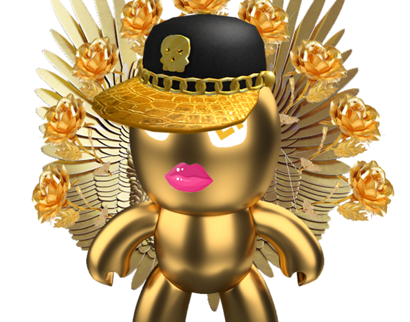 Nft Queen GoldenBNB
