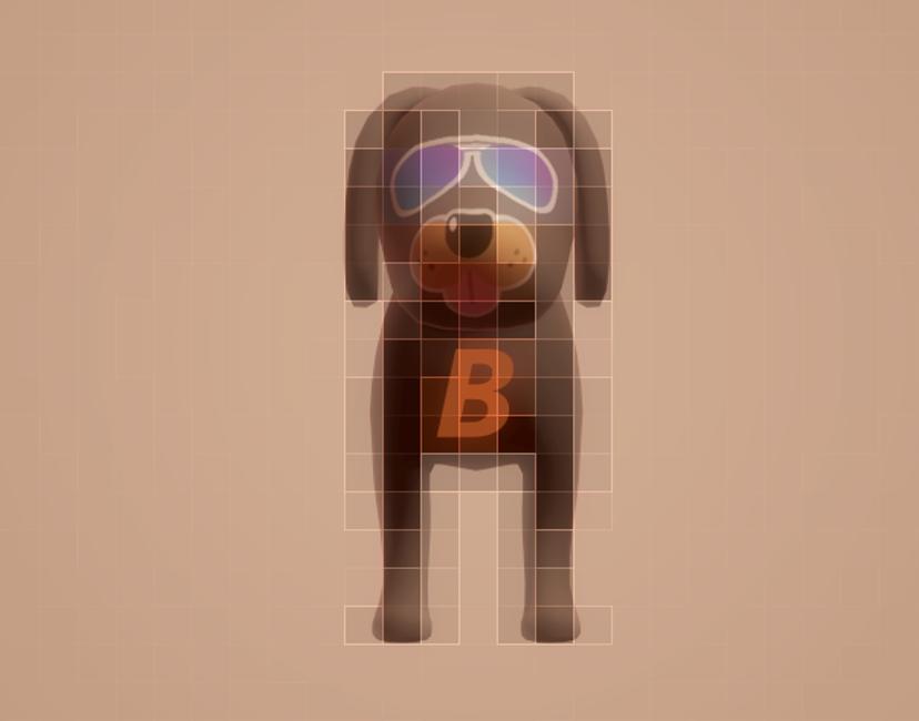Nft DogePixel712#1