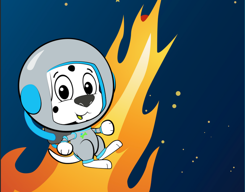 Nft Space dot fires seeker